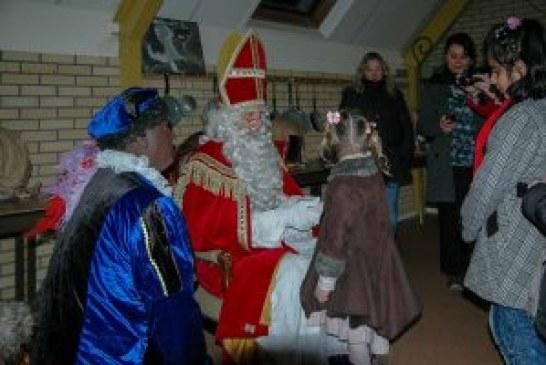 Sinterklaas speurtocht op kinderboerderij Cantecleer