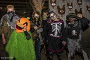 Halloween met spokentocht bij de Cantecleer