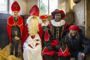 Sinterklaasfeest bij kinderboerderij Cantecleer