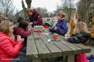 Paasactiviteiten en eieren zoeken met Tante Vroesh 27 maart